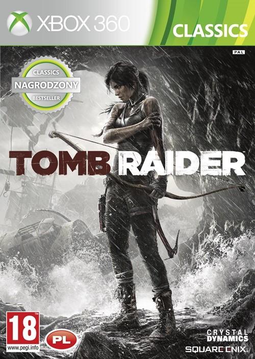 Tomb Raider Classics na konsolę Xbox 360.