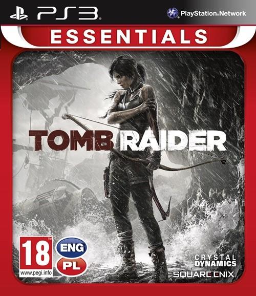Tomb Raider Essentials na konsolę PlayStation 3.