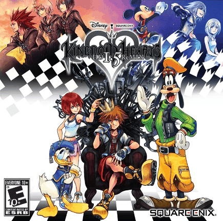 Kingdom Hearts 1.5 ReMix.