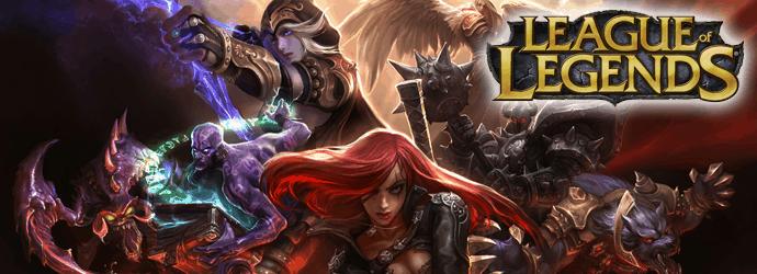 League of Legends to aktualnie jedna z najpopularniejszych gier MOBA.