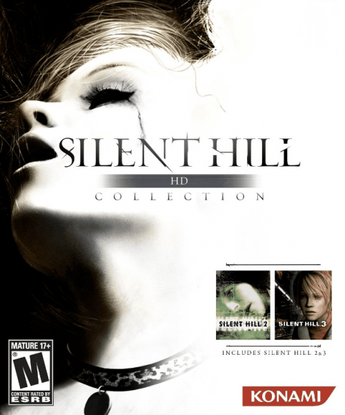 Silent Hill HD Collection.