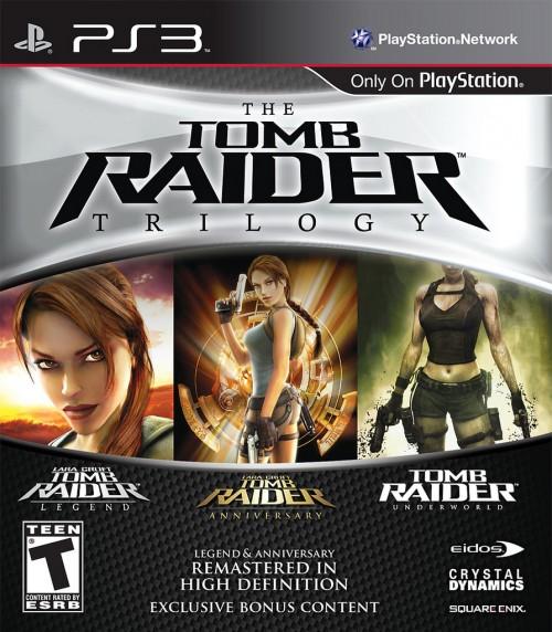 Tomb Raider Trilogy.