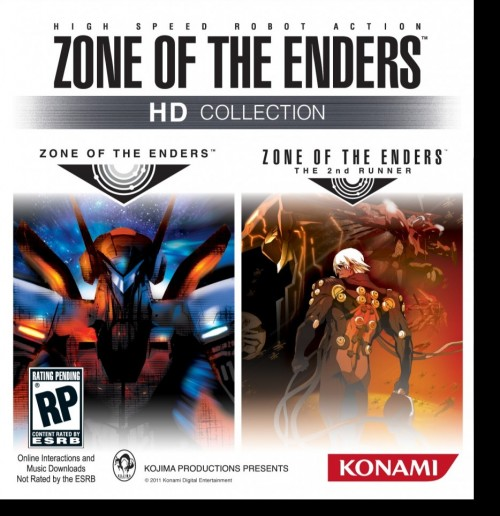 Zone of Enders Collection.