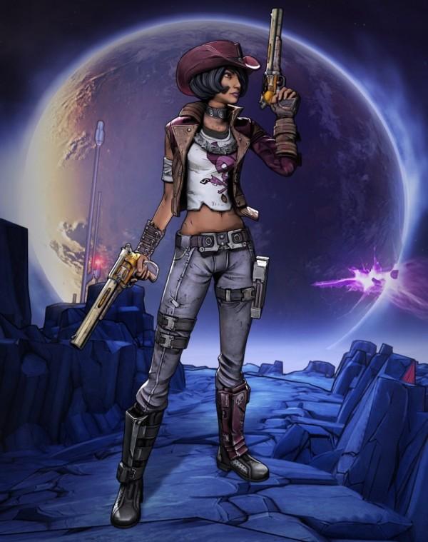 Nisha, czyli kolejna świetna postać z Borderlands: The Pre-Sequel!
