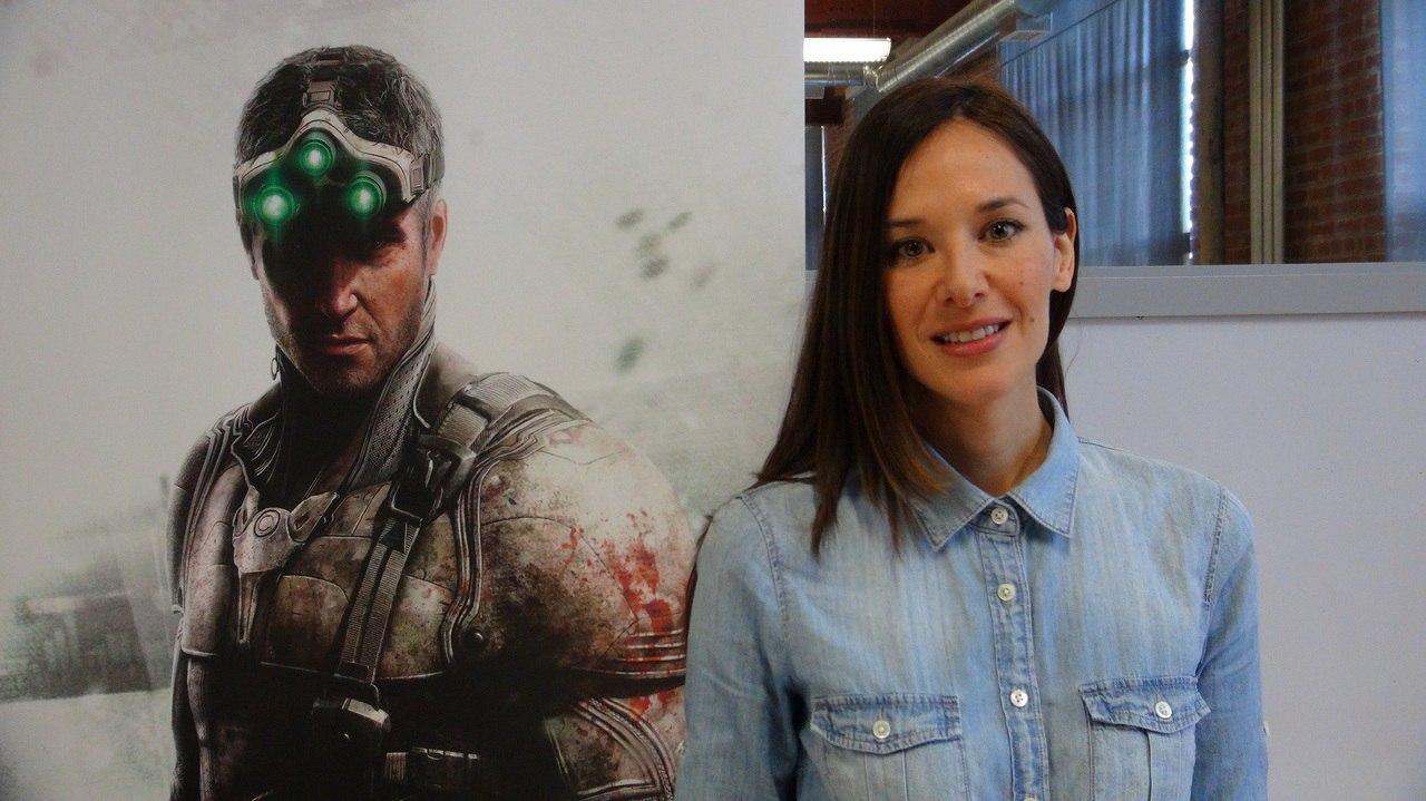 Jade Raymond, czyli osoba odpowiedzialna za sukces Spliter Cell: Blacklist oraz marki Assassin's Creed.