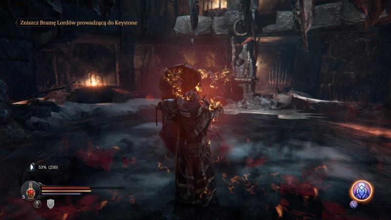 Walka to główna atrakcja w Lords of the Fallen. Może się podobać i daje sporo frajdy i satysfakcji.