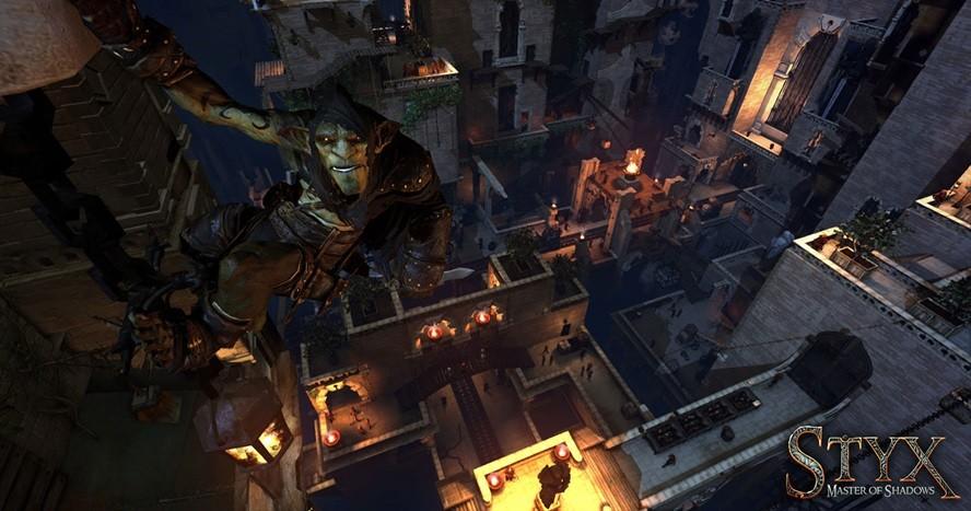 Styx: Master of Shadows oferuje wiele dróg do osiągnięcia wyznaczonego celu.