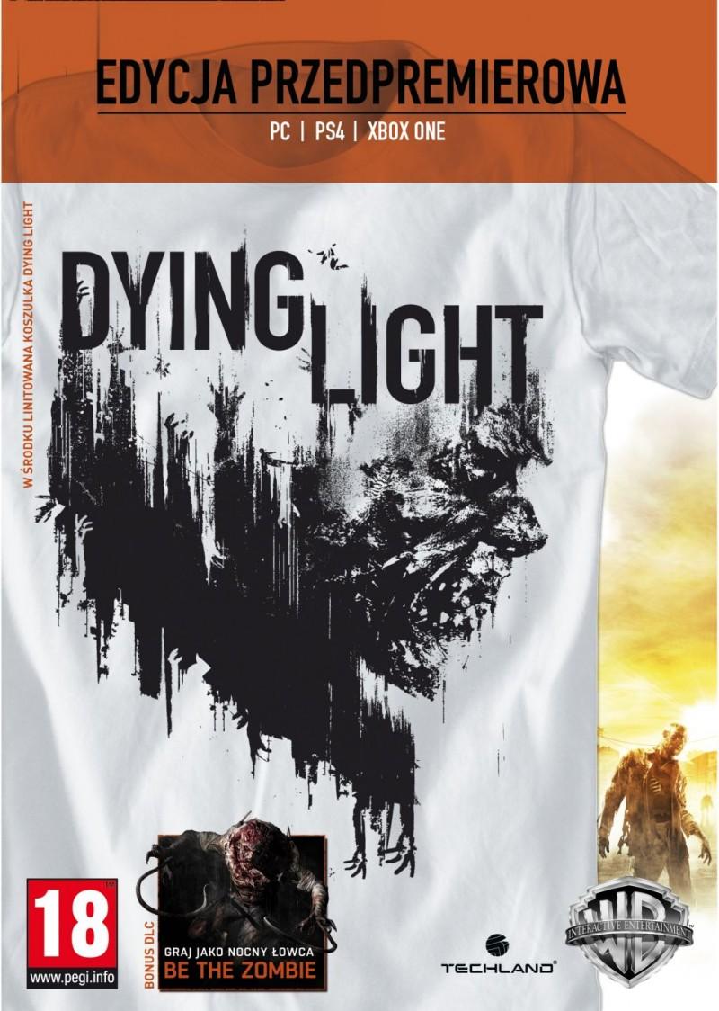 Edycja Przedpremierowa gry Dying Light.