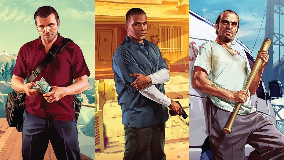 Trzech bohaterów, który będzie Twoim ulubieńcem?