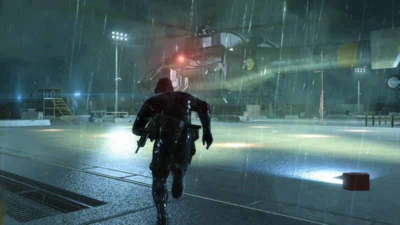 Metal Gear Solid V: Ground Zeroes debiutuje na PC!