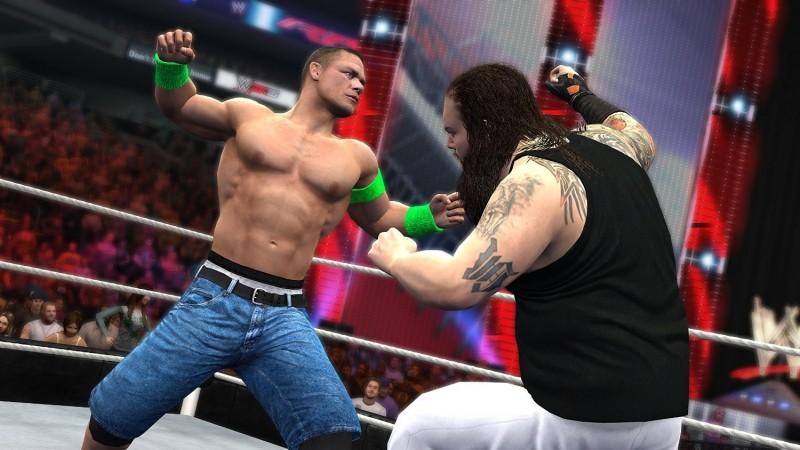 W federacji WWE szaleńców nie zabraknie!