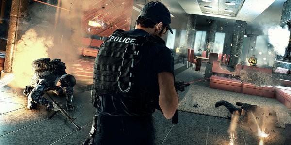 Policyjne klimaty w Battlefield Hardline wprowadzą nieco świeżości do gatunku FPSów!