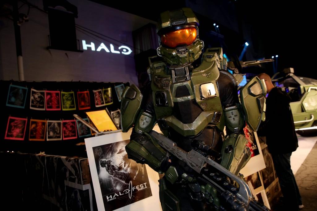 Wszyscy czekamy na Halo 5: Guardians...sam Master Chief wydaje się już niecierpliwy!