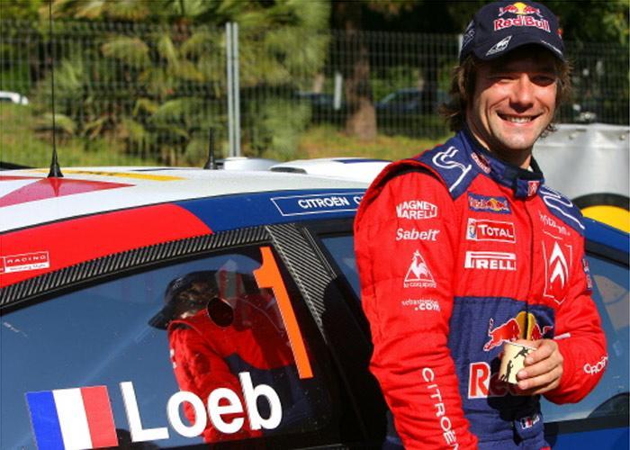 Sebastien Loeb to dziewięciokrotny rajdowy mistrz świata!