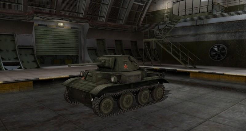 Wejdź w posiadanie czołgu Tetrarch i walcz z innymi w World of Tanks!