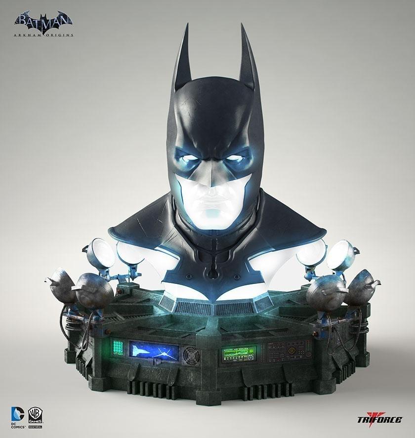 Maska Batmana dla kolekcjonerów pasjonatów!