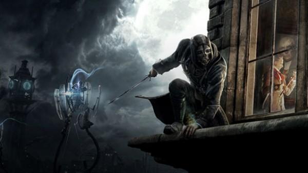 Dishonored, nowa marka Bethesdy również załapała się do programu Games with Gold.