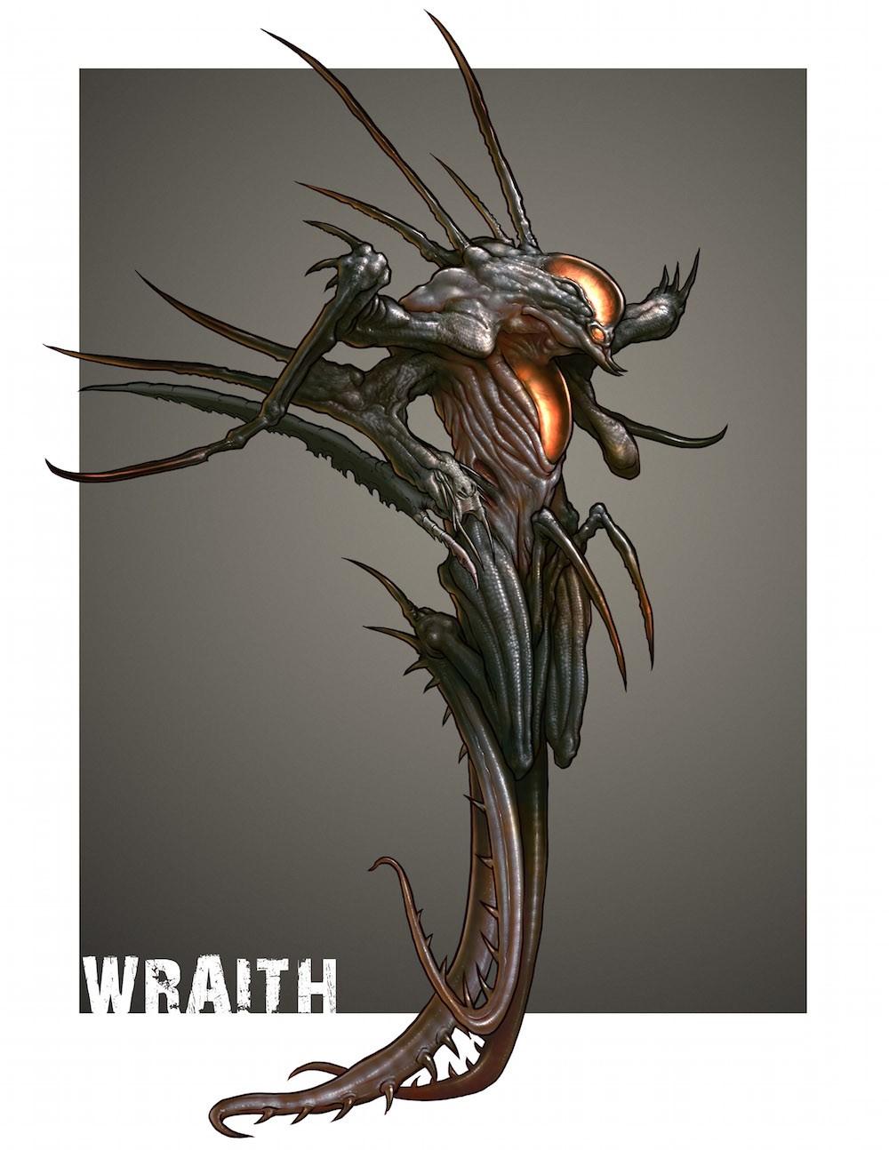 evolve wraith_pk
