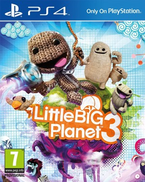 LittleBig Planet 3 w edycji na PlayStation 4!