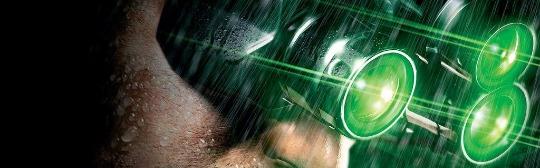 Splinter Cell rewelacyjnie wpisuje się w gatunek political fiction, ale przede wszystkim jest świetną skradanką.