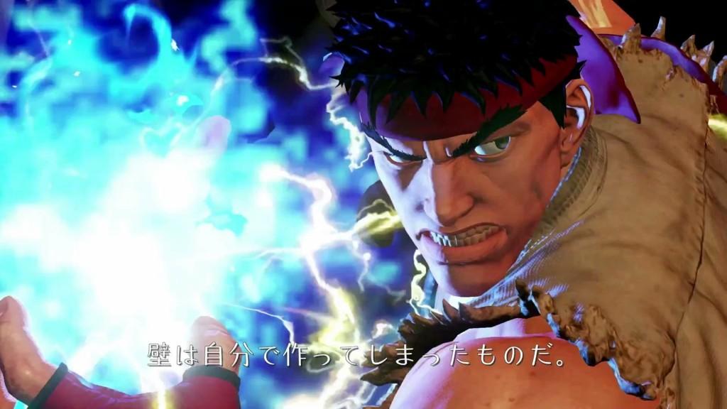 Street Fighter V na PlayStation 4? Tak, to jest to!