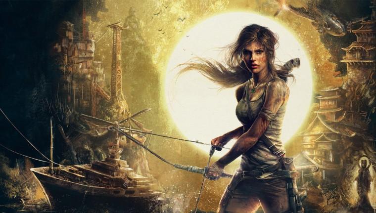 Lara Croft jeszcze nigdy nie wyglądała tak oszałamiająca, jak w wersji Tomb Raider: Definitive Edition.