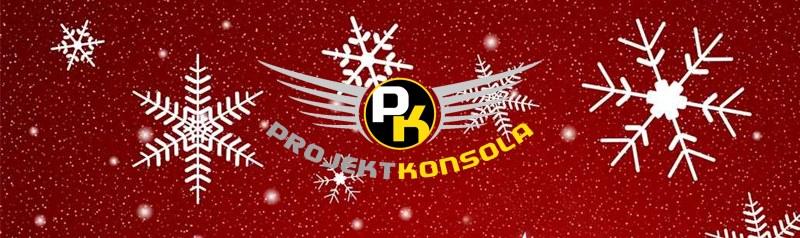 Redakcja Projekt Konsola życzy wszystkim wesołych świąt!