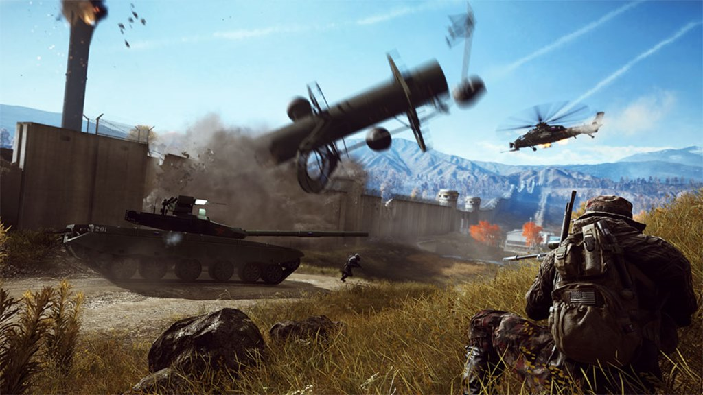 Dodatek Second Assault dostępny będzie na wszystkich platformach, ale bezpłatnie tylko w ramach programu EA Access na Xbox One.