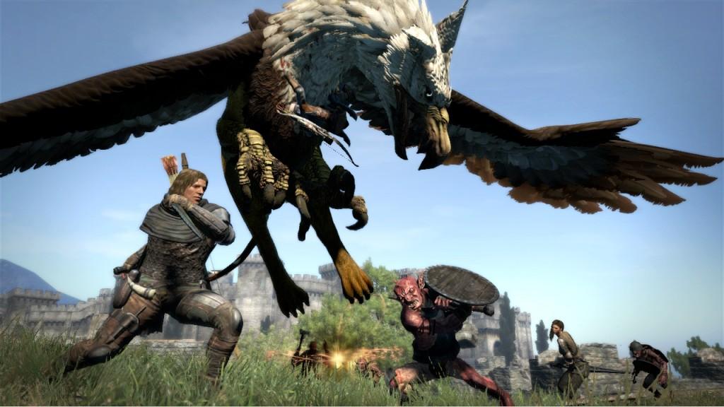 Dragon's Dogma w singlu było niezwykle klimatyczne, jak gra poradzi sobie na segmencie MMO?