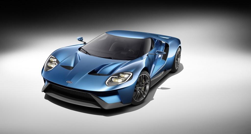 Nowy model Forda GT!