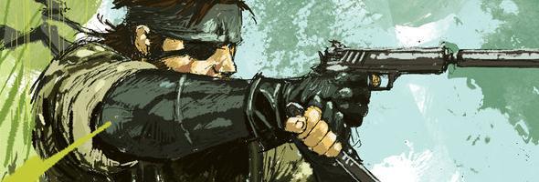 Metal Gear Solid to niezwykle popularna oraz uznana seria gier na rynku.