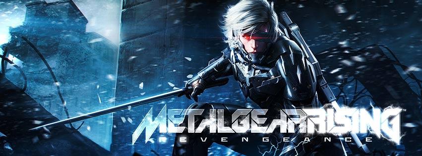 Metal Gear Rising to efektowny spinn-off uznanej serii Metal Gear Solid.
