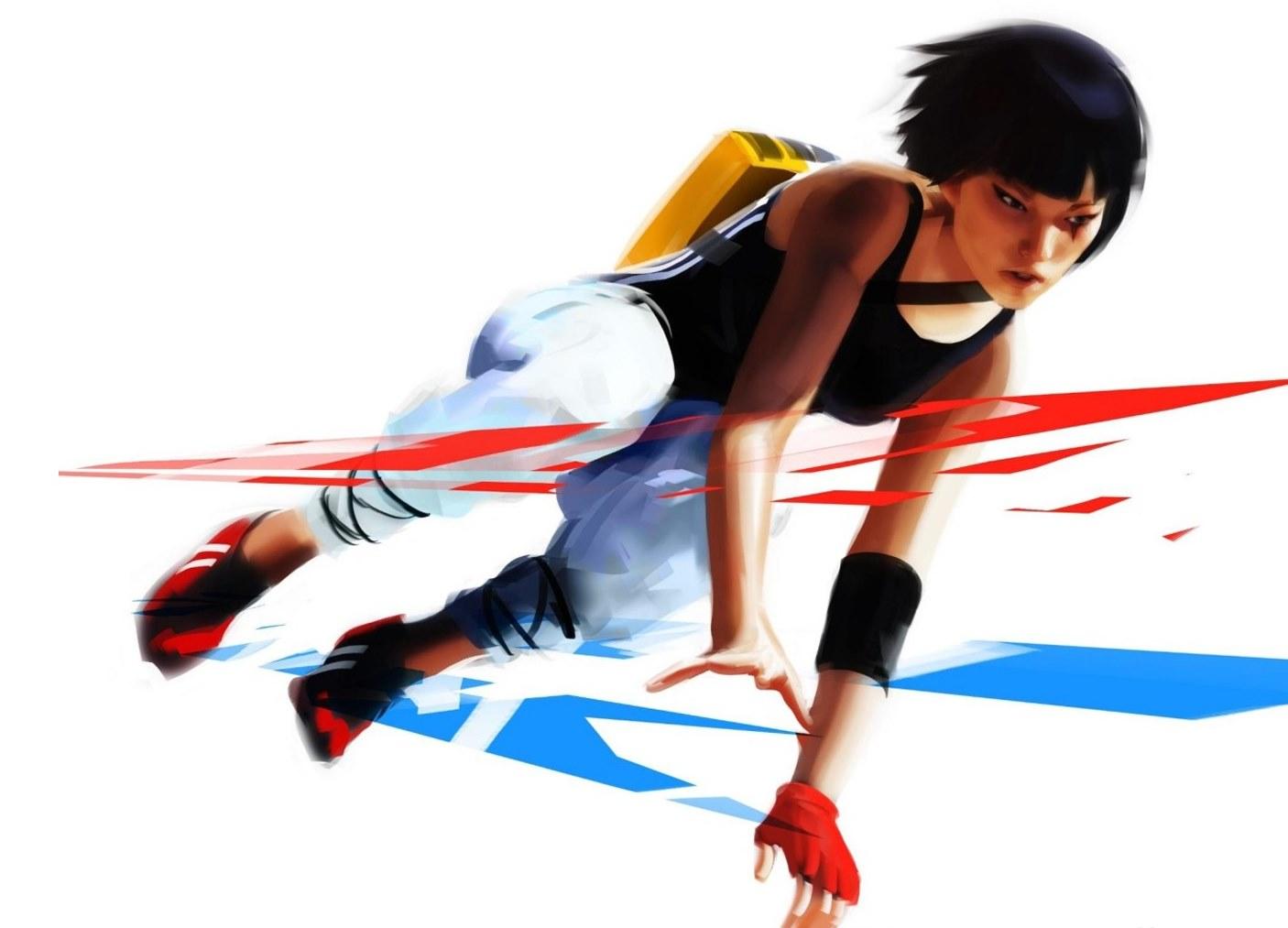 Faith z Mirrors Edge to jedna z najbardziej intrygujących postaci w branży gier wideo!