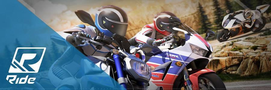 RIDE to szansa na bardzo ciekawą grę motoryzacyjną dla fanów motocykli!