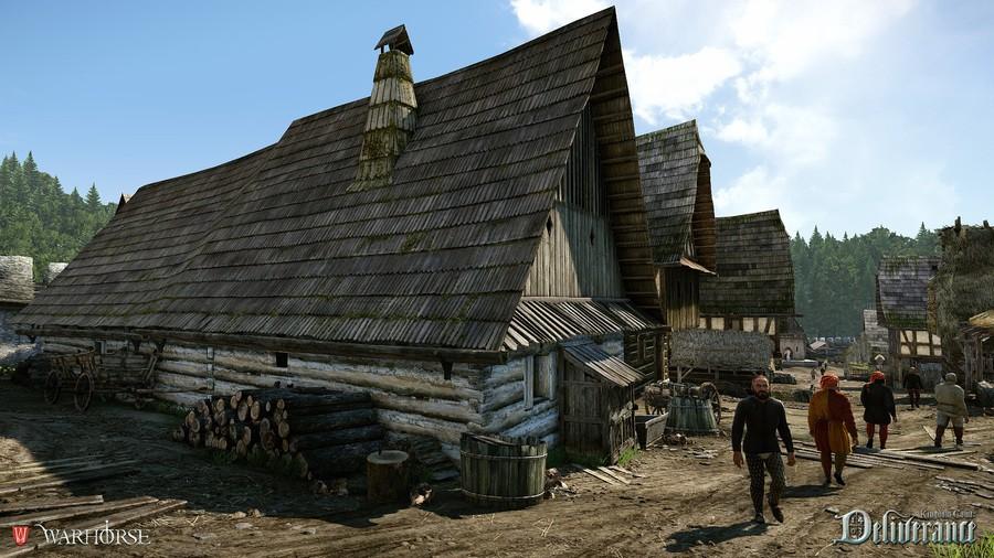 Świat gry Kingdom Come: Deliverance będzie ogromny.