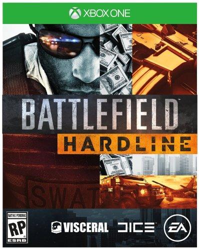 Battlefield Hardline w wersji na Xbox One.