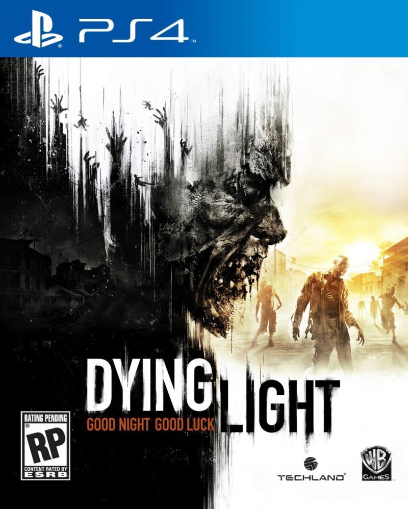 Dying Light w wersji na PS4.