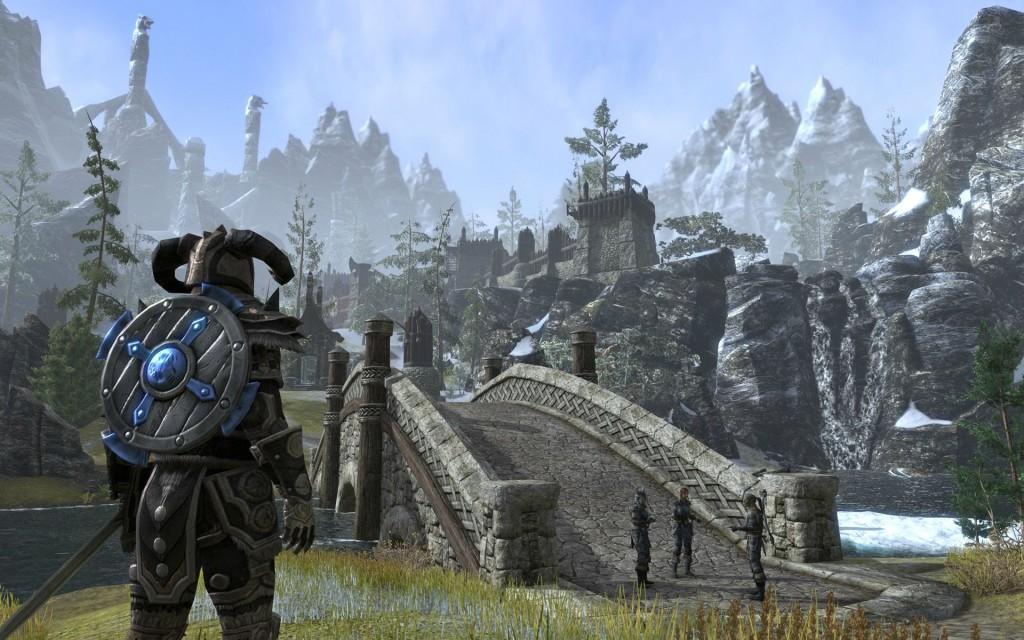 Kogo poprowadzisz w świecie The Elder Scrolls Online na wielką przygodę?