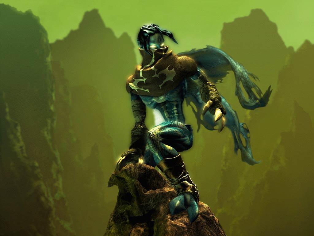 Raziel to legendarny bohater ery PlayStation.