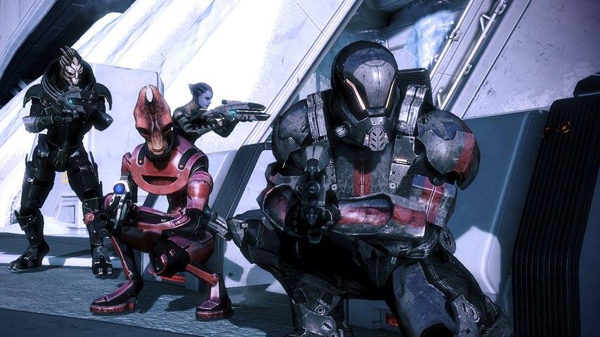 Czekamy na konkretne informacje na temat Mass Effect 4. Gra powinna zachwycić fanów science-fiction.