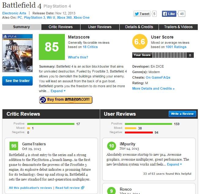 Oceny gier to kontrowersyjny temat, ale również nieodzowna część każdej recenzji.