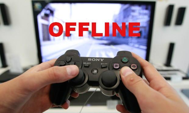 Jesteśmy offline...