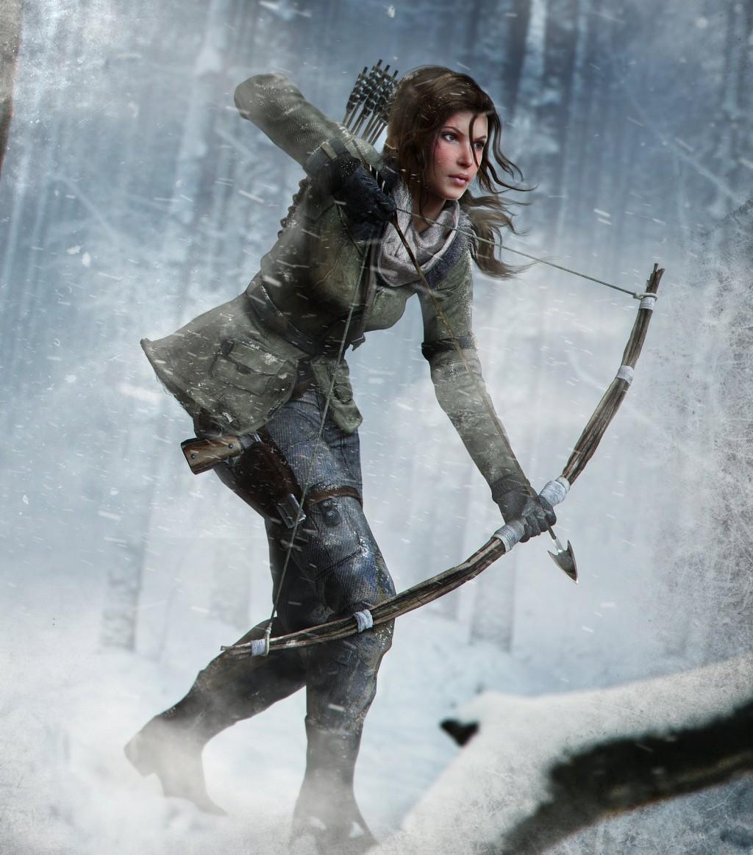 Nowe wcielenie Lary Croft najpewniej ponownie zwali nas wszystkich z nóg!