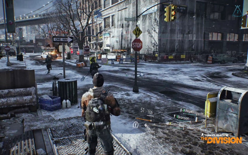 The Division zasłynie z wybitnej oprawy graficznej, ale jak gameplay?