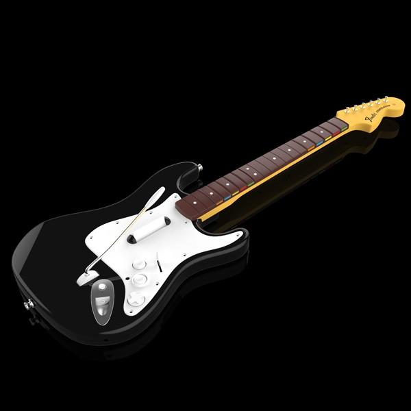 Rock band guitar_pk