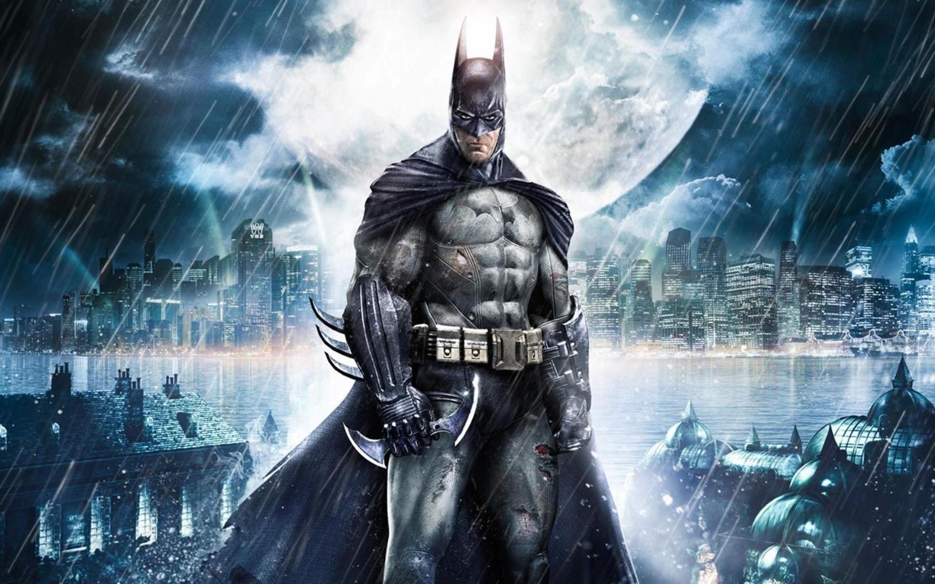 Jedna z najciekawszych marek ostatnich lat. Oczywiście powrót Batmana do branży gier w wielkim stylu.