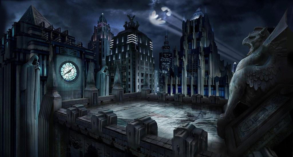 Gotham City w Twojej kieszeni? Dlaczego nie!