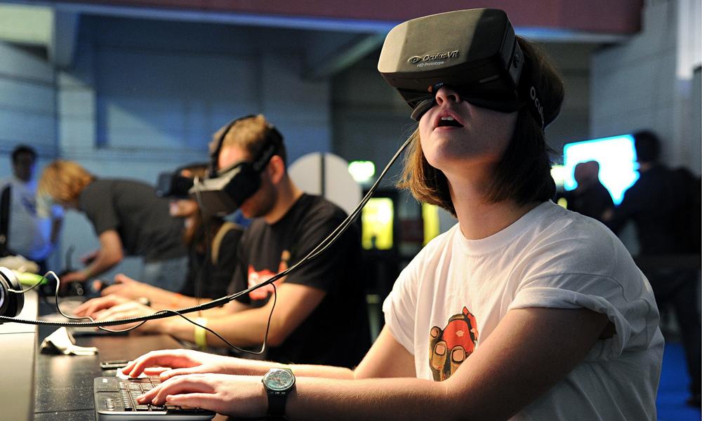 Project Morpheus, Oculus  Rift, Samsung Gear VR, Google Glass, teraz jeszcze HTC Vive. Kto jeszcze wejdzie w VR?