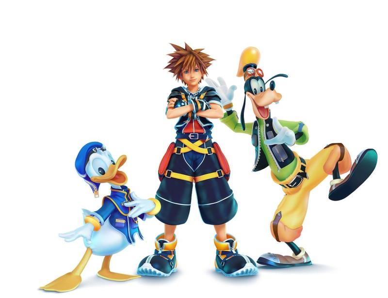 Będzie niespodzianka w postaci Kingdom Hearts 3?