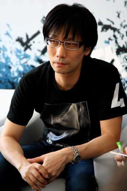 Bo mistrz Kojima jest tylko jeden!